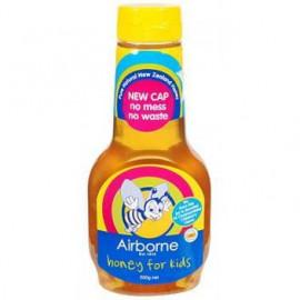 Airborne儿童蜂蜜 专为儿童设计 适合1岁以上 新西兰历史最悠久品牌 Airborne Honey for Kids 500g
