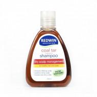 Redwin煤焦油洗发水 零硅油添加芦荟精华 专为敏感头皮设计 镇静止痒滋润去屑防止脱发 Coal Tar Shampoo 250ml