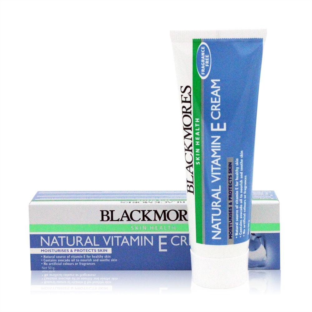 澳洲 Blackmores天然维生素E滋润霜 过敏患者适用 范冰冰李娜都在用 Blackmores Natural Vitamin E Cream