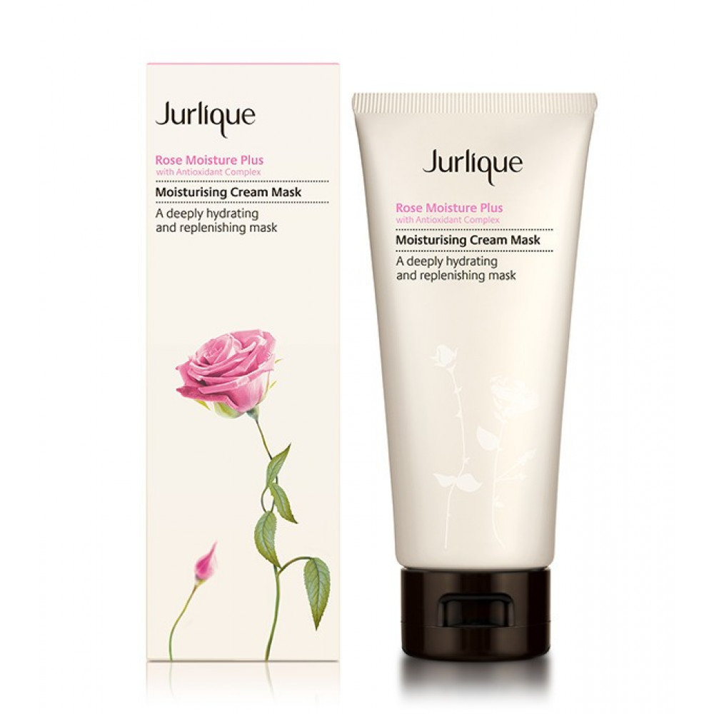 Jurlique茱莉蔻玫瑰保湿水润面膜 明星之选 Jurlique Rose Moisturising Cream Mask 100ml