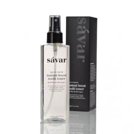 Savar 天然多效爽肤水喷雾240ml 各种肤质四季适用 新西兰专柜