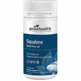 好健康 角鲨烯鱼肝油/鲨烯鱼油70粒 增强免疫系统 抗癌抗氧化抗三高 GoodHealth Squalene Shark Liver Oil 70s