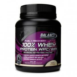 Balance百分百乳清蛋白粉香草味 减脂增肌补充能量 健身必备 100% Whey Protein WPC/WPI Vanilla 1.5kg