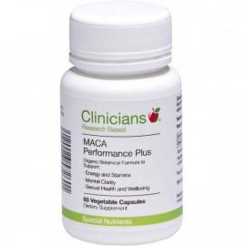 科立纯 玛卡胶囊60粒 壮阳健腰 增强男士表现 安全无副作用 Clinicians MACA Performance Plus 60s