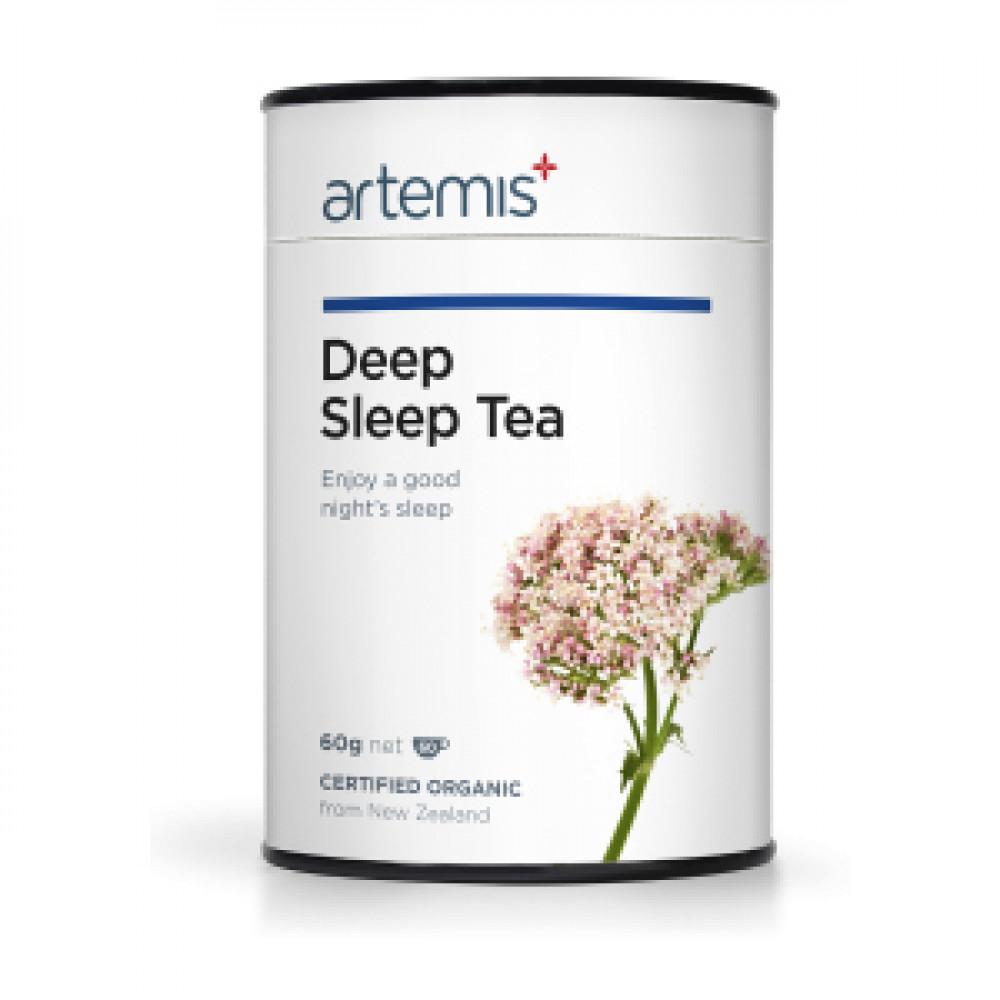 Artemis深层睡眠茶 有机花草茶养生茶 1杯=1g+150ml开水 Certified Organic Deep Sleep Tea 30g