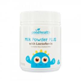 好健康 乳铁蛋白复合牛乳粉 30包/罐 增强婴幼儿童免疫力 卫生精准方便携带 Goodhealth Milk Powder Plus with Lactoferrin 1.5g*30