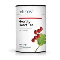 Artemis心脏保健茶 有机花草茶养生茶 1杯=1g+150ml开水 Certified Organic Healthy Heart Tea 30g