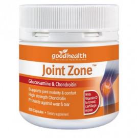 好健康 关节灵葡萄糖胺+软骨素200粒 修复保养受损关节 GoodHealth JointZone Glucosamine & Chondroitin 200s