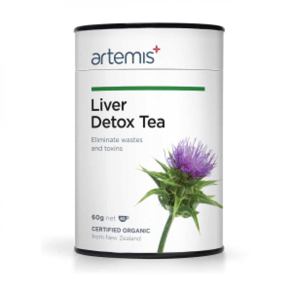 Artemis清肝护肝茶 有机花草茶养生茶 1杯=1g+150ml开水 Certified Organic Liver Detox Tea 30g