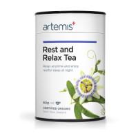 Artemis舒缓宁神茶 有机花草茶养生茶 1杯=1g+150ml开水 Certified Organic Rest and Relax Tea 30g