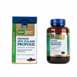 Manuka Health蜜纽康 BIO30蜂胶胶囊 300粒 增强体质降血糖防肿瘤 BIO30 Premium New Zealand Propolis 300s
