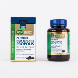 Manuka Health蜜纽康 BIO30蜂胶胶囊 180粒 增强体质降血糖防肿瘤 BIO30 Premium New Zealand Propolis 180s