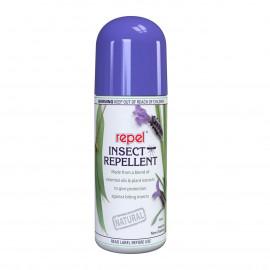 Repel 天然植物薰衣草香型驱蚊滚珠 新西兰药房推荐 长效驱蚊亲肤保湿 Repel insect repellent 60ml
