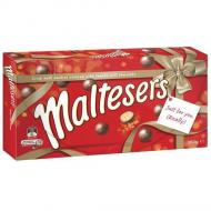 圣诞特供 Maltesers 麦提莎脆心巧克力 派对分享装 Mars Maltesers Box 360g