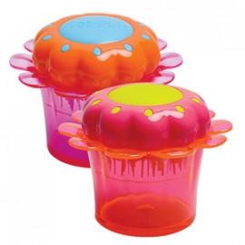 Tangle Teezer 柔顺发梳/静电梳花花儿童版 内附小公主发型填色卡 Tangle Teezer Flowerport Candyfloss