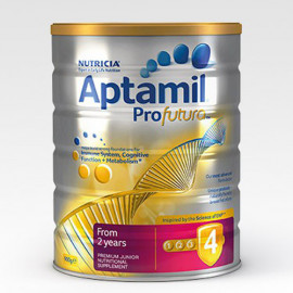 Aptamil爱他美铂金版4段婴儿配方奶粉 单罐包邮 可瑞康公司出品 Karicare Aptamil Profutura 4