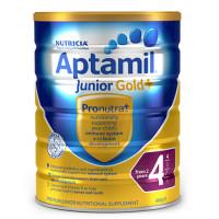 Aptamil爱他美金装4段婴儿配方奶粉 单罐包邮 新西兰可瑞康 Karicare Aptamil Gold+4