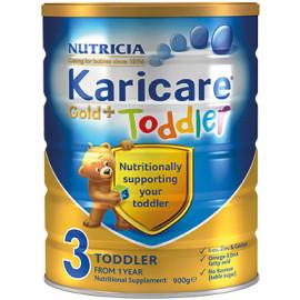 Karicare可瑞康金装3段婴儿配方奶粉 加强免疫系列 新西兰销量第一 六罐包邮税约三周到 Karicare GOLD+ 3