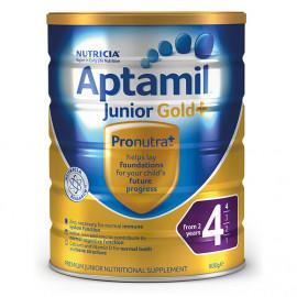 Aptamil爱他美金装4段婴儿配方奶粉 新西兰可瑞康 六罐包邮税约三周到 Karicare Aptamil Gold+4