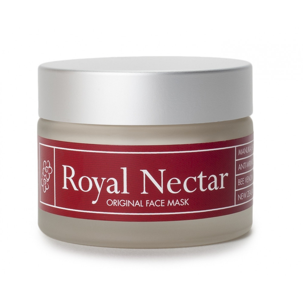 Royal Nectar皇家蜂毒面膜 英国皇妃御用 全球十大面膜之一 Royal Nectar Original Face Mask 50ml